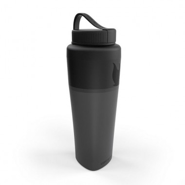 Бутылка складная Light My Fire PackUpBottle Black
